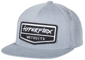 Light Gray Patch Snapback