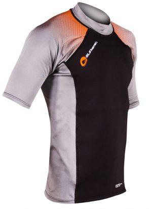 Men's Contour Short Sleeve Hybrid Top