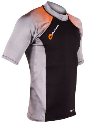 Men's Contour Short Sleeve Hybrid Top