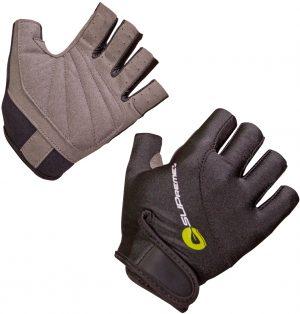 Stacked Fingerless Gloves