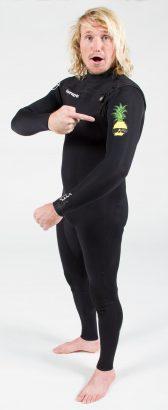 Ben Gravy VYRL Frontzip