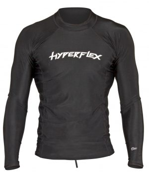 Lycra Long Sleeve Rash Guard