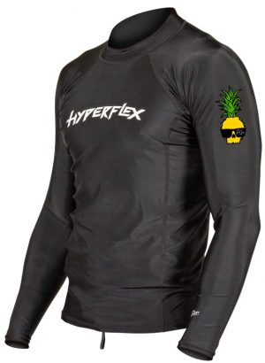 Ben Gravy Lycra Long Sleeve Rash Guard