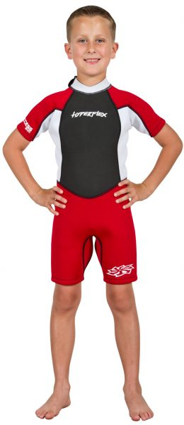 ACCESS CHILD S BACKZIP SPRINGSUIT - Hyperflex Wetsuits 3a00f1afb