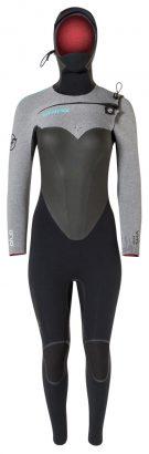Vyrl CRYO Women's Frontzip Hooded Fullsuit