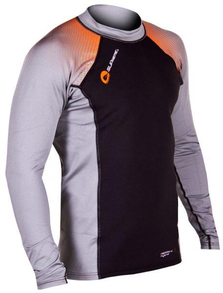 aeba2b31d92 Men s Contour Neoprene Long Sleeve Top - Hyperflex Wetsuits